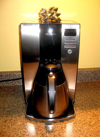 NEW Coffee Pot 2011