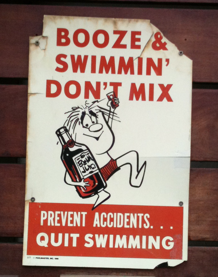 Booze:swimmingphoto